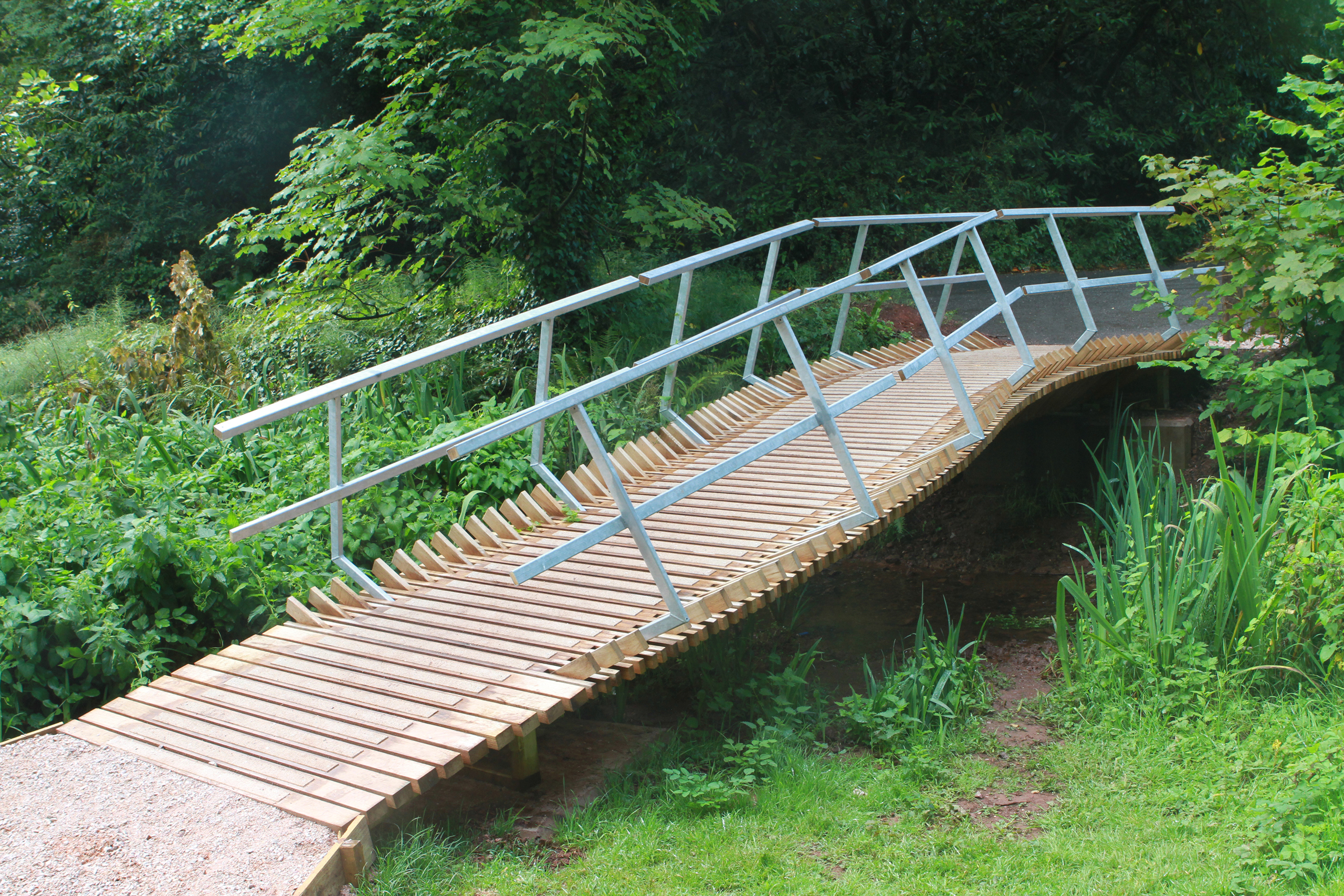 Cockington Foot Bridge