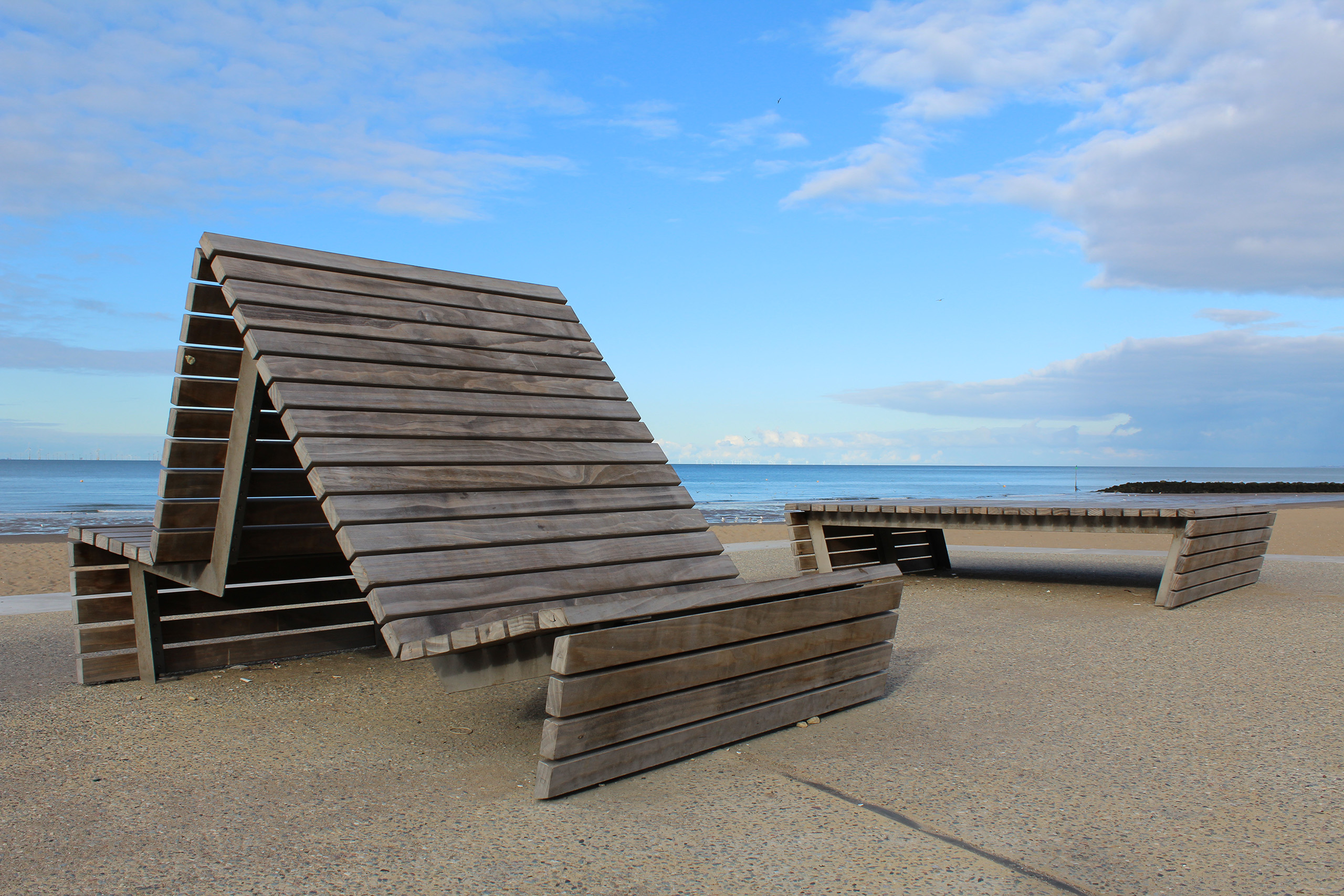 Colwyn-Benches