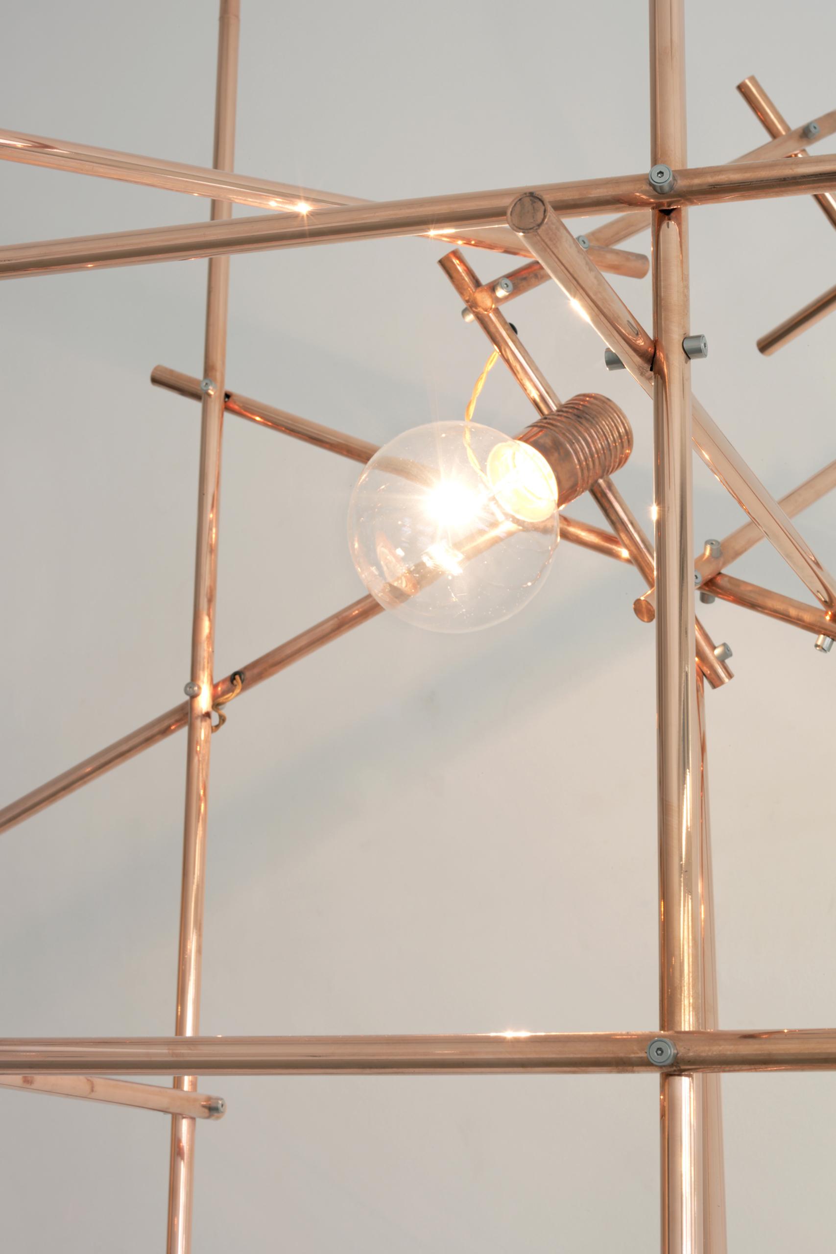 XXL Cubist Lamp
