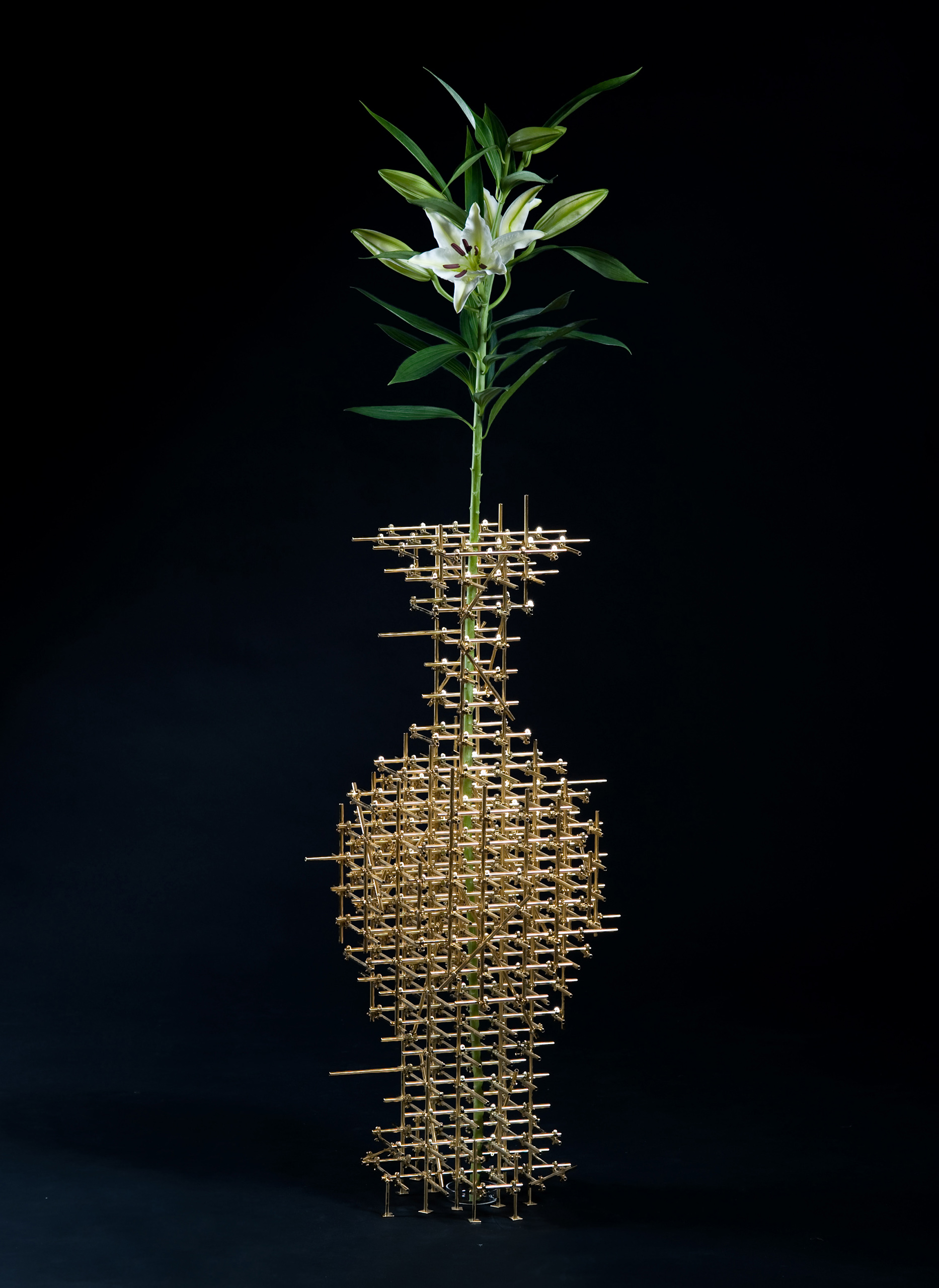 Scaffold Vase