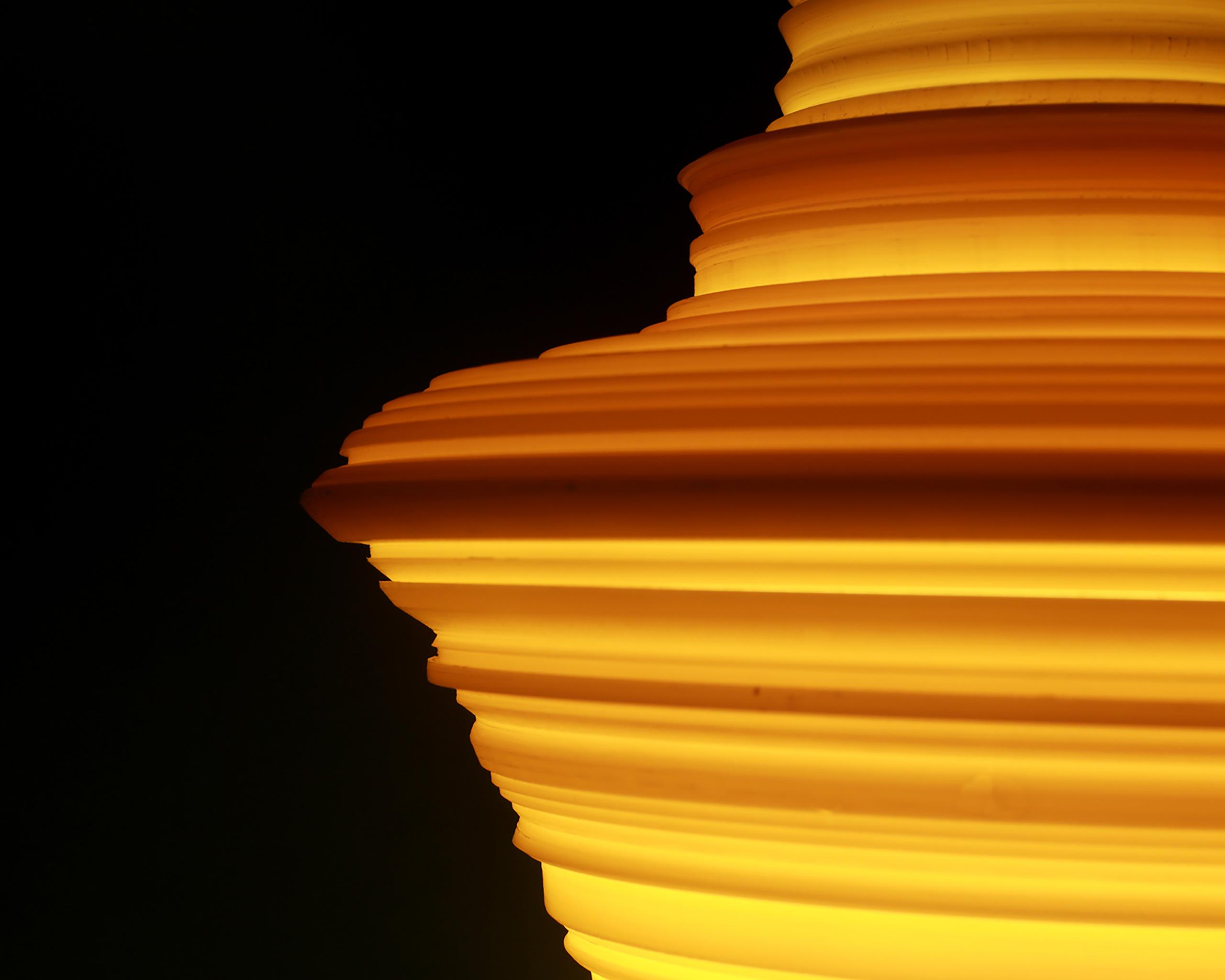 Innermost Stupa Lamp
