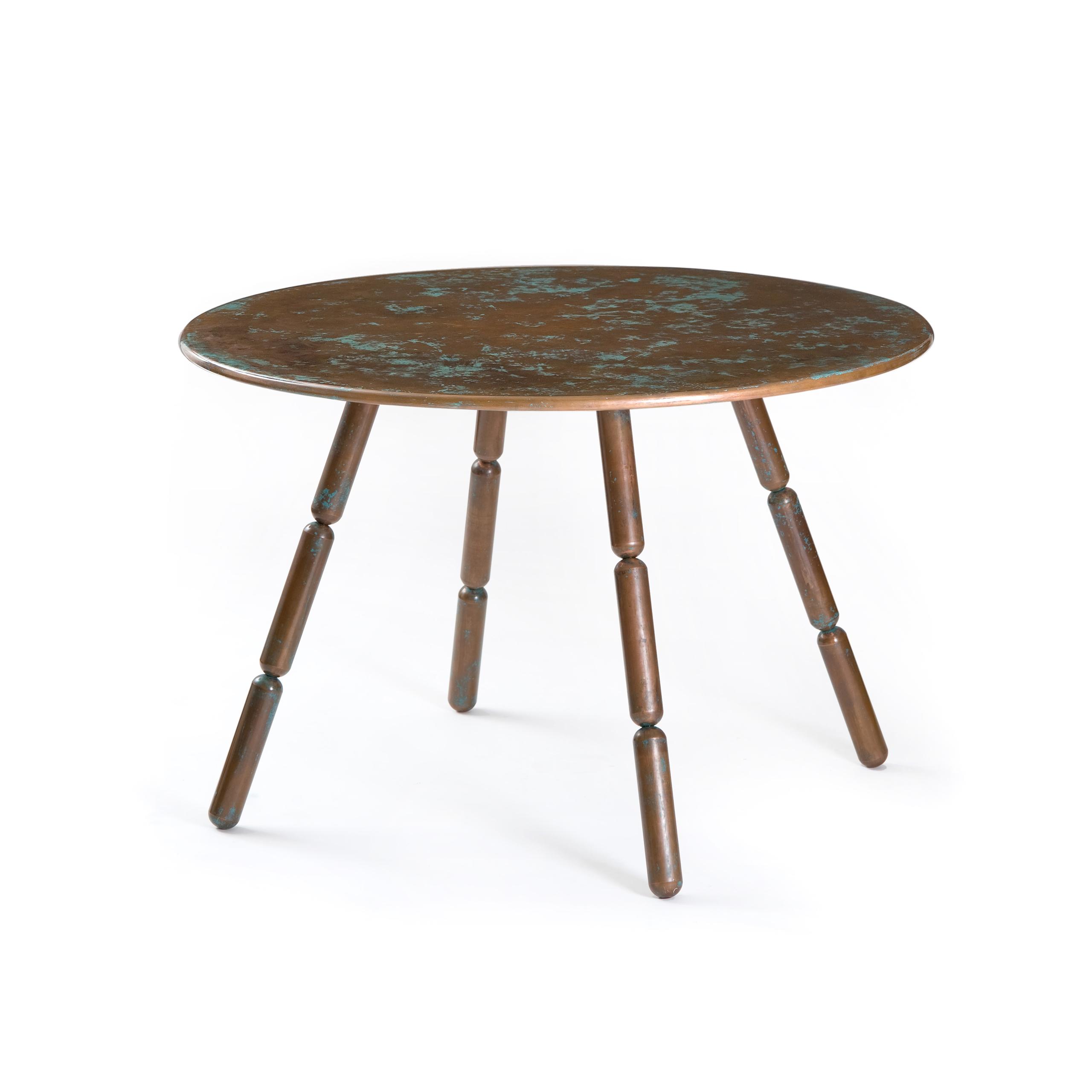 Verdigris Table