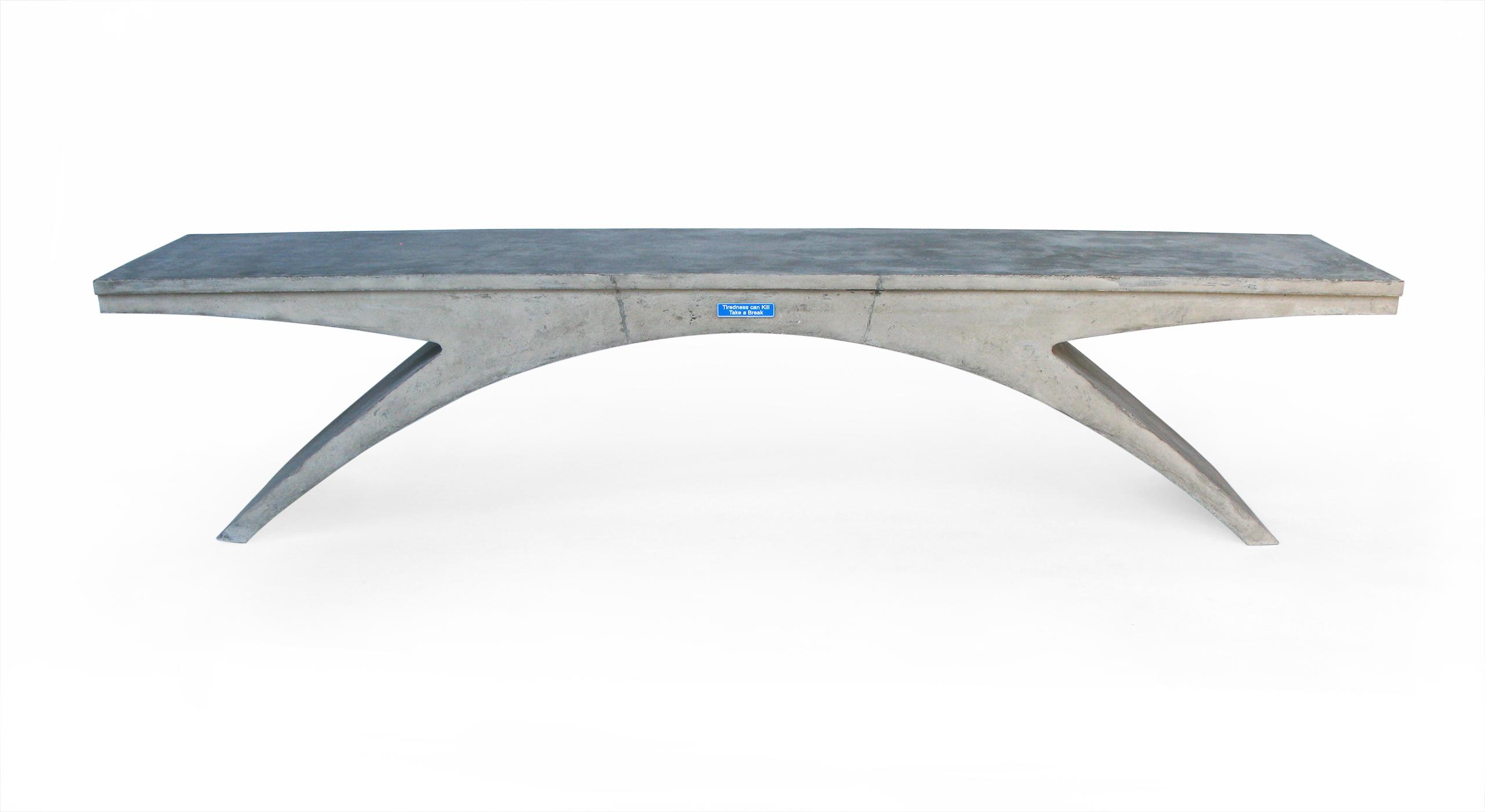 Bridge Bench