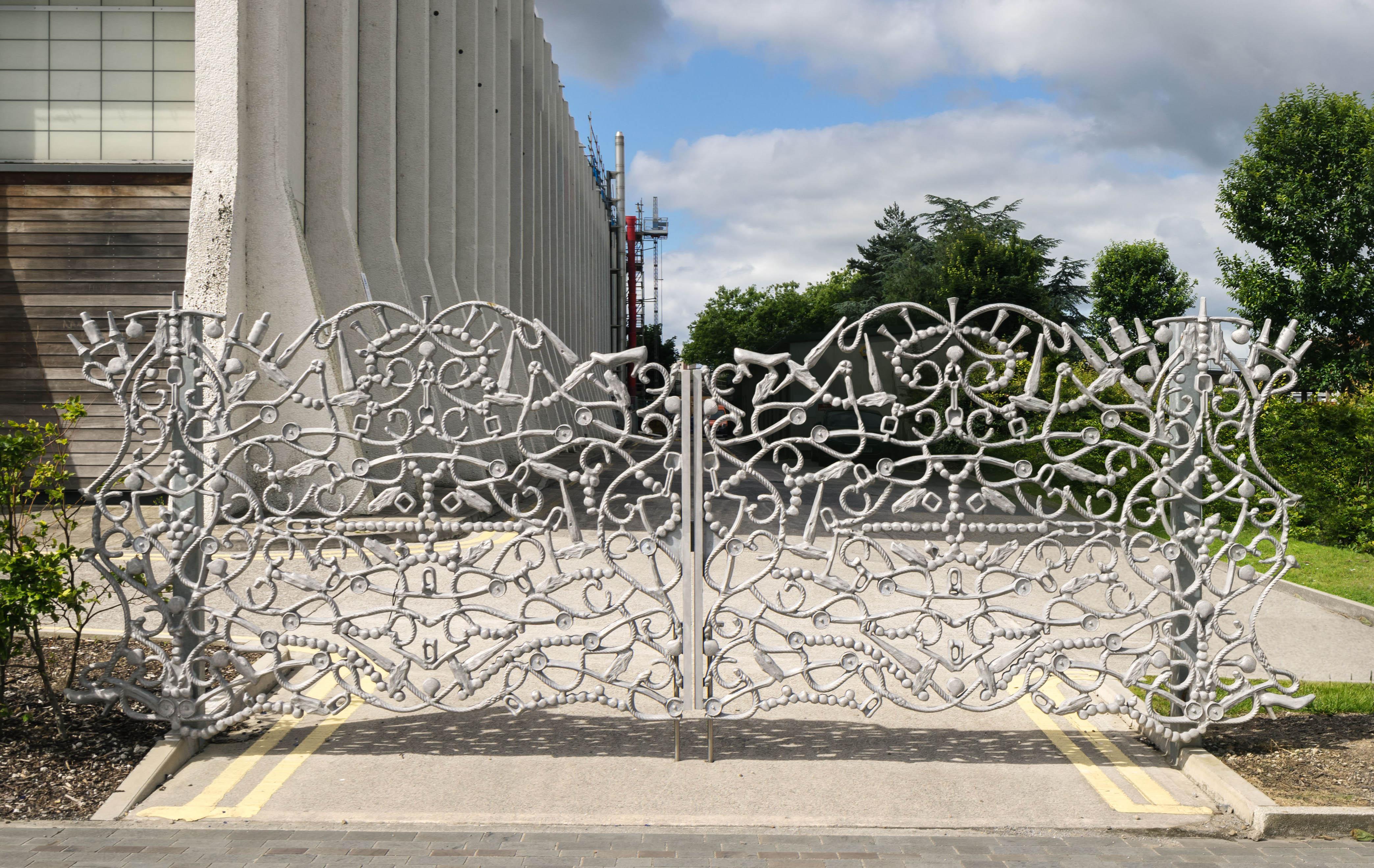 Twin Gates